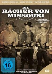 Die Rächer von Missouri, DVD