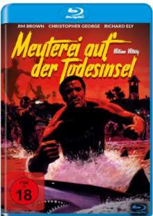 Meuterei auf der Todesinsel (Blu-ray), Blu-ray Disc