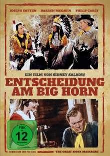 Entscheidung am Big Horn, DVD