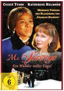 Ms. Scrooge - Ein Wundervoller Engel, DVD
