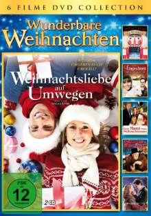 Wunderbare Weihnachten (6 Filme auf 2 DVDs), 2 DVDs