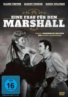 Eine Frau für den Marshall, DVD