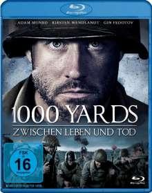 1000 Yards zwischen Leben und Tod (Blu-ray), Blu-ray Disc