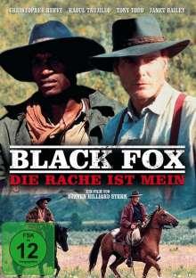 Black Fox 3 - Die Rache ist mein, DVD