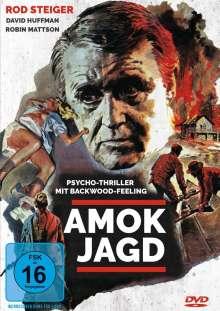 Amok-Jagd, DVD