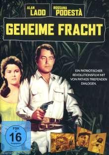 Geheime Fracht, DVD