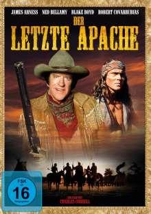 Der letzte Apache, DVD
