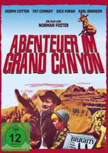 Abenteuer im Grand Canyon, DVD
