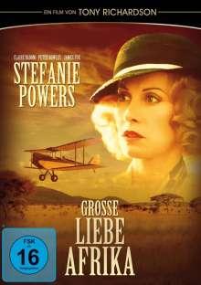 Grosse Liebe Afrika, DVD