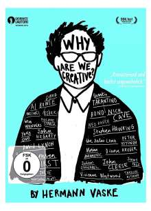 Why we are creative (OmU), DVD
