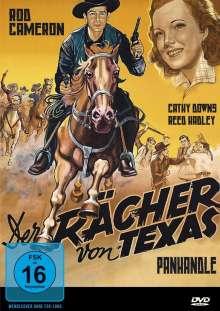 Der Rächer von Texas, DVD
