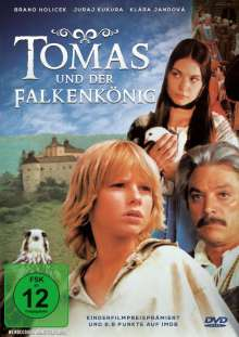 Tomas und der Falkenkönig, DVD