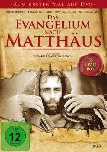 Das Evangelium nach Matthäus (1993), DVD