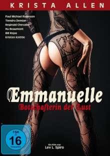 Emmanuelle - Botschafterin der Lust, DVD