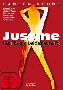 Justine - Heißkalte Leidenschaft, DVD