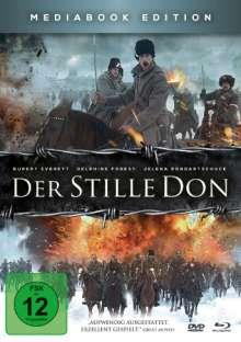 Der stille Don (Blu-ray & DVD im Mediabook), 2 Blu-ray Discs