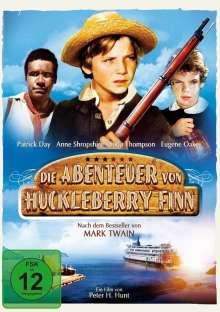 Die Abenteuer von Huckleberry Finn, DVD
