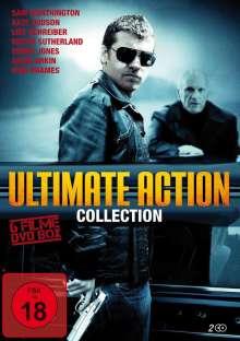Ultimate Action Collection (6 Filme auf 2 DVDs), 2 DVDs