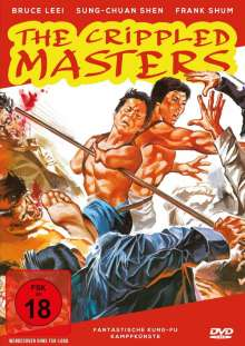 The Crippled Masters, DVD