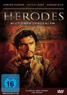 Herodes - Blut über Jerusalem, DVD