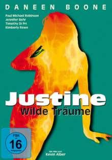 Justine - Wilde Träume, DVD