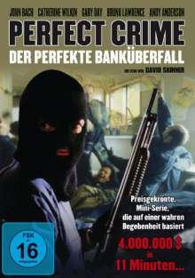 Perfect Crime - Der perfekte Banküberfall, DVD