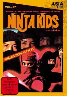 Ninja Kids, DVD