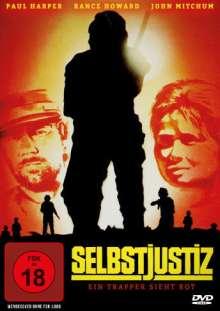 Selbstjustiz - Ein Trapper sieht rot, DVD