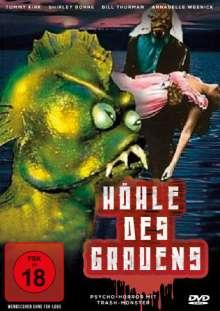 Höhle des Grauens, DVD