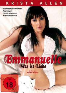 Emmanuelle - Was ist Liebe?, DVD