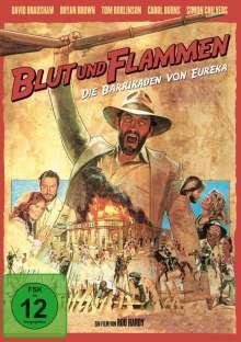 Blut und Flammen - Die Barrikaden von Eureka, DVD