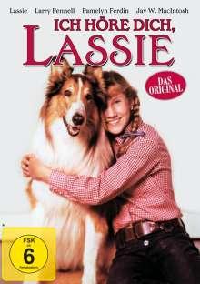 Ich höre dich Lassie, DVD