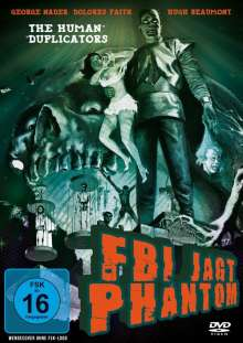 FBI jagt Phantom, DVD