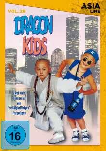 Dragon Kids, DVD