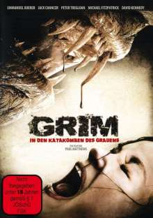 Grim, DVD