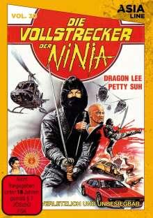 Die Vollstrecker der Ninja, DVD