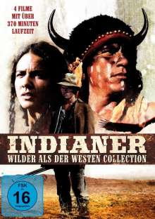 Indianer - Wilder als der Westen Collection, DVD