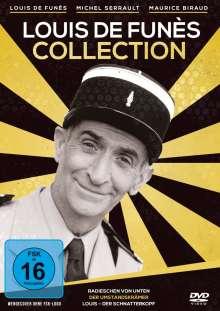 Louis de Funès Collection, DVD