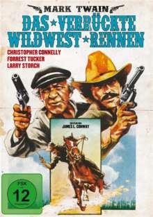 Das verrückte Wildwest-Rennen, DVD