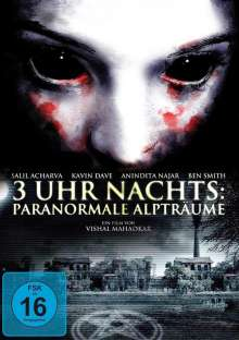 3 Uhr Nachts: Paranormale Alpträume, DVD