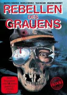 Rebellen des Grauens, DVD