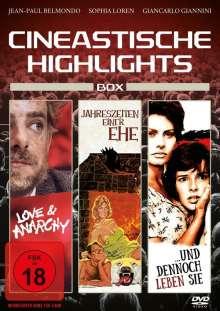 Cineastische Highlights, DVD