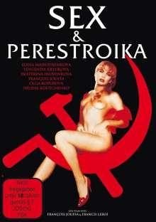 Sex & Perestroika, DVD