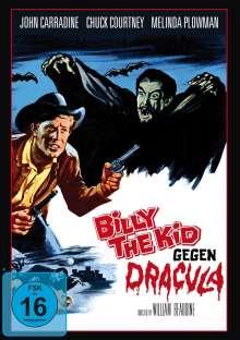 Billy the Kid gegen Dracula (OmU), DVD