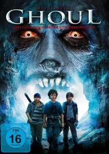 Ghoul - Das Geheimnis des Friedhofmonsters, DVD