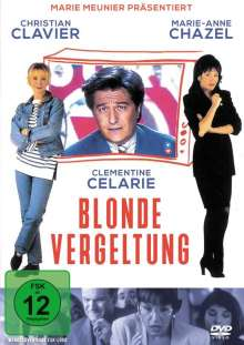 Blonde Vergeltung, DVD