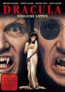 Dracula - Tödliche Lippen, DVD
