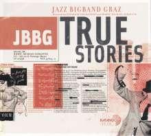 JBBG (Jazz Bigband Graz): True Stories, CD