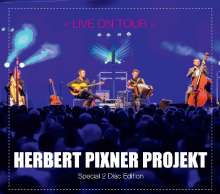 Herbert Pixner: Live On Tour (Special-Edition), 2 CDs