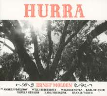 Ernst Molden: Hurra: Live, CD